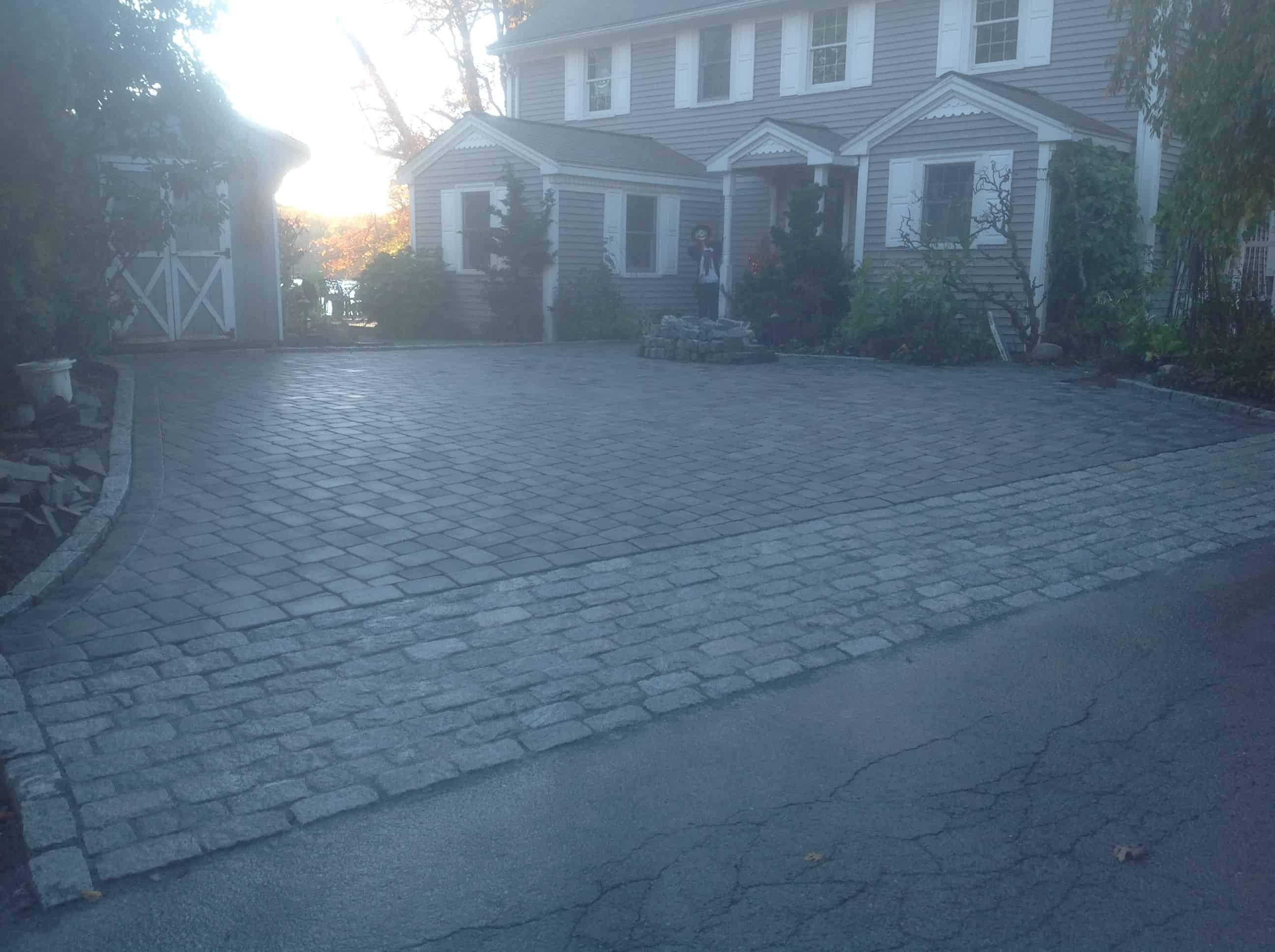 Driveway Paver Contractor